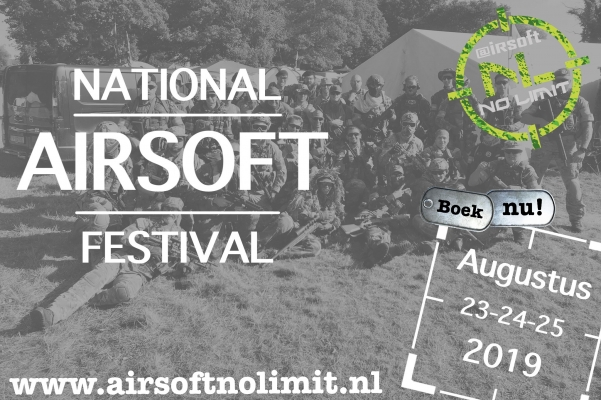 National Airsoft Festival 2019